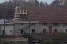 Oprava-strechy-pred-dokoncenim